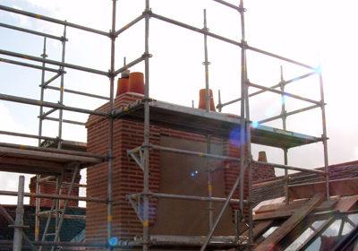 Souches de cheminées - SORMA - Rénovation immobilière et maçonnerie ancienne